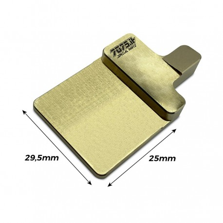 33gr Receiver Brass support Xray T4'20