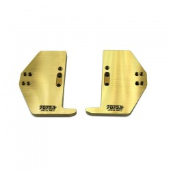7075-AWX-WT-00 LCG Brass Shorty Battery Holder