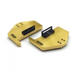 7075-AWX-WT-01 LCG Brass Shorty Battery Holder Kit for Awesomatix A800MMXA