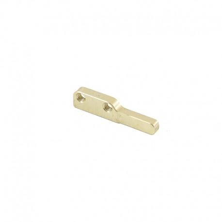 Brass battery holder 4,5 gr