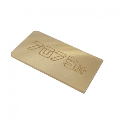 XRAY Battery Plate 5 gr