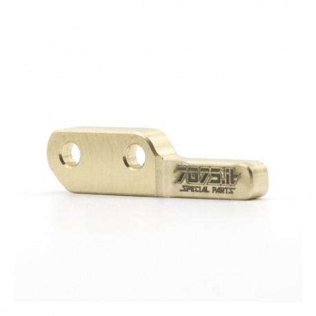 7075-T19-01 Brass battery holder 5gr-XRAY T4 2019