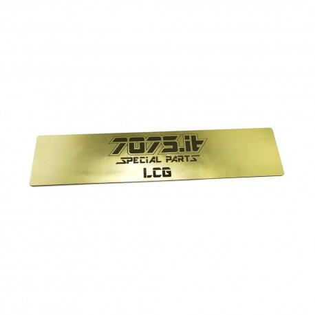 7075-AWX-WT-02 47 gr. LCG Battery Weight