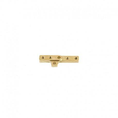 XRAY brass battery holder 4,5 gr