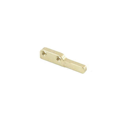 Brass battery holder 4,5 gr