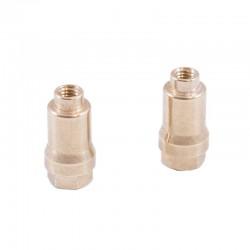 Brass Brace for Bumper Low 5 Gr - Xray T4