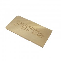 Battery Plate 5 gr - XRAY T4