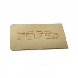 Battery Plate 5 gr - MUGEN MTC1