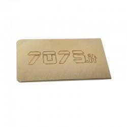 Battery Plate 5 gr -MUGEN MTC1