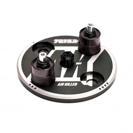 Alu Shocks and Diff Tray for Awesomatix.